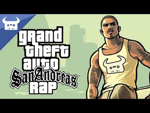 GTA: SAN ANDREAS RAP | Dan Bull