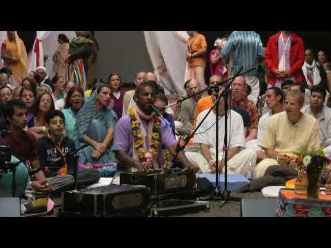 Kirtan Mela Nama Yagna with H.G. Madhava Prabhu