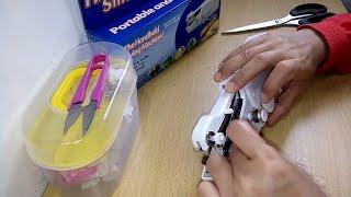 Cara Mengganti Benang Pada Handy Stitch Mini Sewing Machine