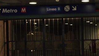 Disagi a Roma per lo sciopero dei mezzi, traffico e metro chiusa