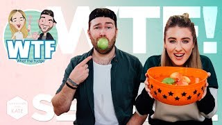 WTF?! Bobbing for Apples! S2 Ep3 - In The Kitchen With Kate