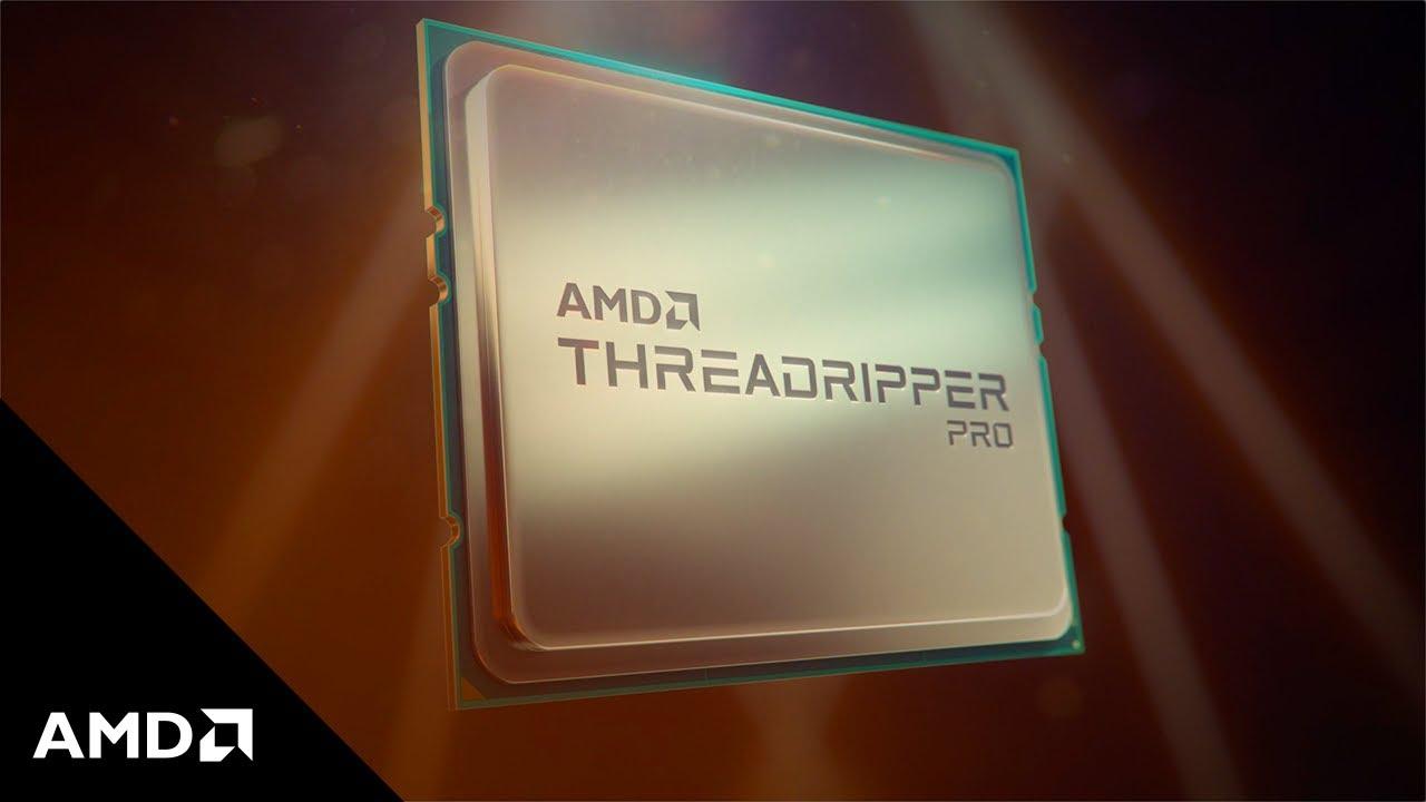 Ryzen Threadripper Pro 3000wx Workstation Processors Amd