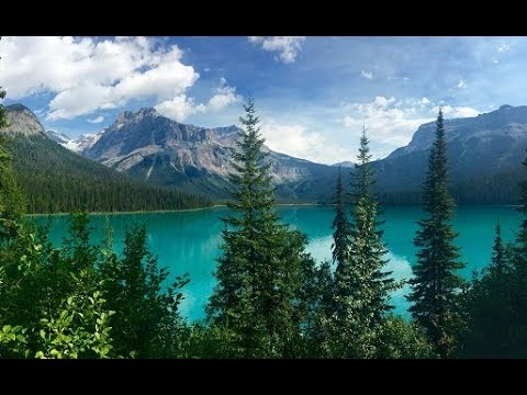 Banff and Yoho National Parks, Canada - 2017 Backpacking Trip