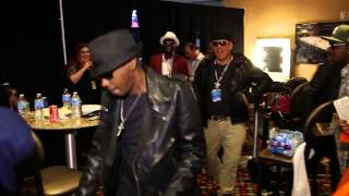 "Jodeci - ""The Road to the 2014 Soul Train Awards"" (Behind the Scenes)"