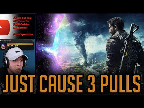 Just Cause 3 Pulls! Will Rico Rodriguez Be Mine?! - [FFBE] Final Fantasy Brave Exvius thumbnail