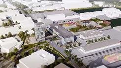 Linzer Hafen wird neues Stadtviertel
