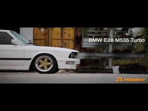BMW E28 M535 Turbo by JTmedia.fi