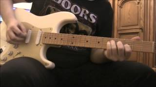 Eric Clapton Wonderful Tonight 24 Nights Version Full HD HQ Lesson by Gebamst
