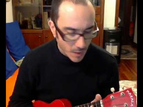 #52 Where Do We Go Now But Nowhere 20-02-12 (Ukulele Cover) mp3