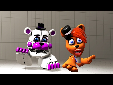 TOO CUTE!! 99% OF PEOPLE WILL GET SCARED WATCHING THIS FNAF ANIMATION COMPILATION [SFM FNAF]