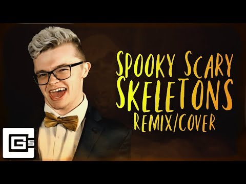 Spooky Scary Skeletons (Remix/Cover) | CG5