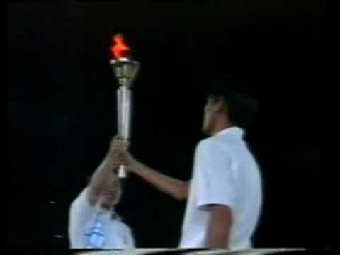 part 13 Opening Ceremony Asian Game 1998(bangkok)