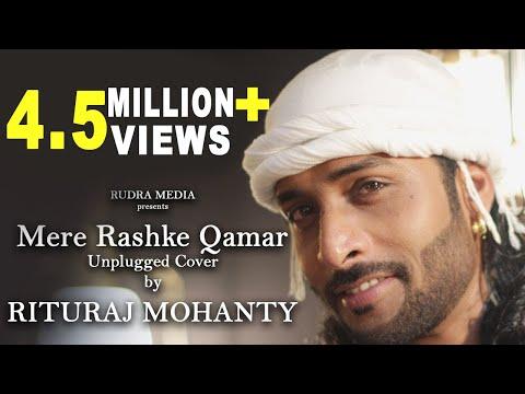 RASHKE QAMAR | Unplugged Cover | RITURAJ MOHANTY