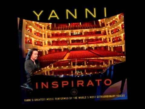 YANNI - INSPIRATO 2014 - Amare di nuovo (Adagio in C minor), Nathan Pacheco