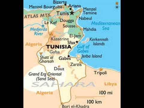 flags of tunisia since 1574