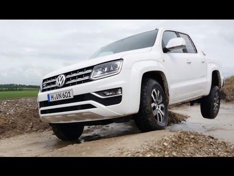 VW Amarok: Das Arbeitstier - Vorfahrt | auto motor und sport