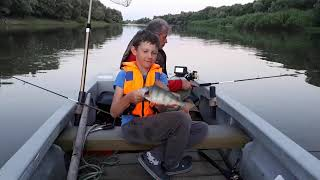Рыбалка на реке Ахтуба
