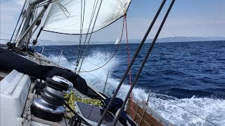 Права на яхту на  курсах яхтенных капитанов. Отзыв об обучении яхтингу