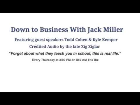 Jack Miller, Down to Business July 16, 2015