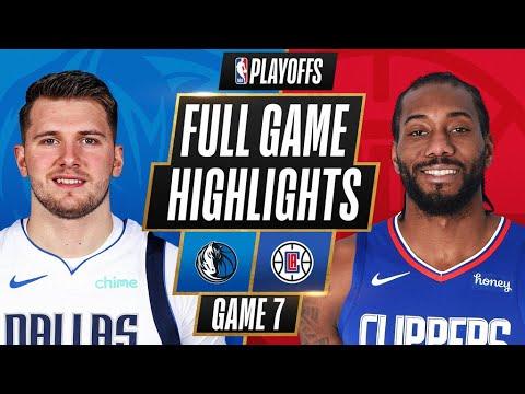 Mavericks vs. Clippers - Game Recap - June 6, 2021 - ESPN