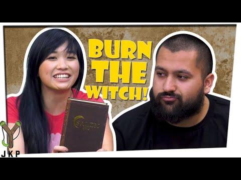 YOU'RE A WITCH!! | Salem ft. Nadeem