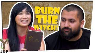 YOU'RE A WITCH!!   Salem ft. Nadeem