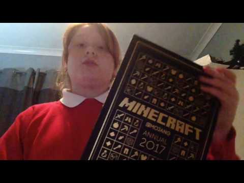 MINECRAFT ANNUAL 2017 REVIEW
