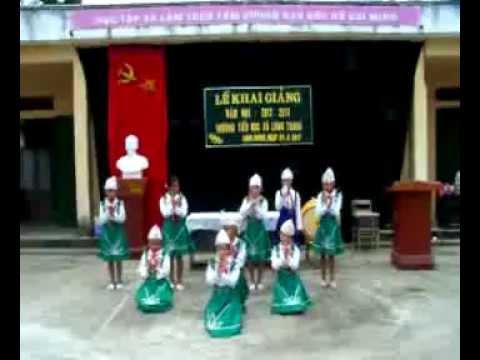 mua hat chao mung khai giang 2012 2013
