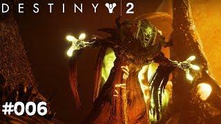 Destiny 2: Kriegsgeist #06 - Nokris - Let's Play Destiny 2 Deutsch / German