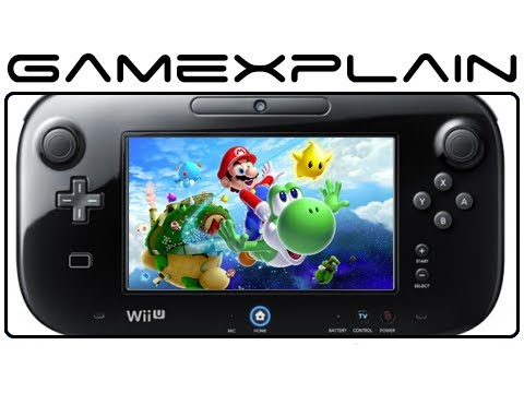 Nintendo's Wii U Virtual Console to Play Old Wii Games ...