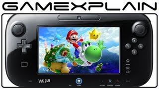 Wii U System Update: Play Wii Games on GamePad with Off-Screen Play