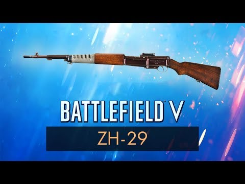 ZH-29 REVIEW: BF5 Best Gun Specs, Stats + Tips   Battlefield 5 Weapon Guide (BFV Recon) thumbnail