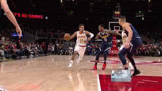 Atlanta Hawks vs Denver Nuggets | January 6, 2020