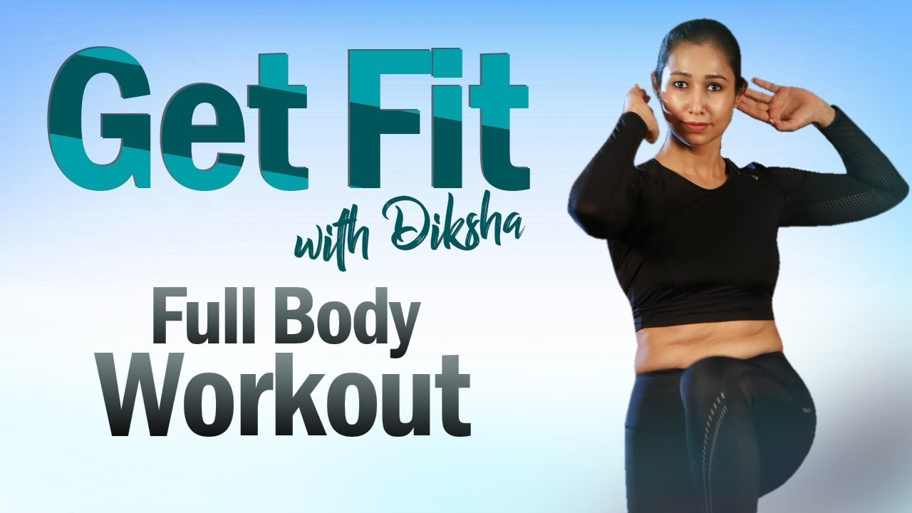 Get Fit Ep 1: Full Body Workout in 10 Minutes
