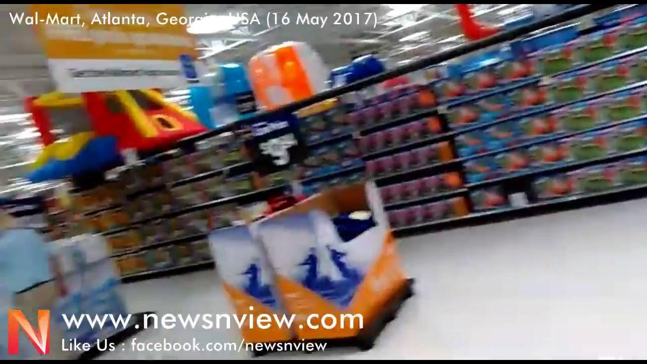 Walmart Usa Largest Grocery Store Wal Mart Usa Us City