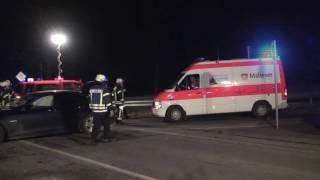 Unfall L141 Wittlich