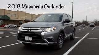 2018 Mitsubishi Outlander Review - The Budget SUV with 3rd Row Seats