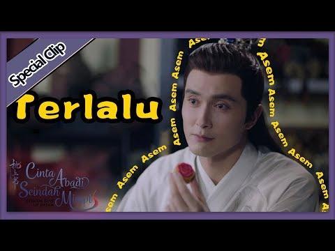 Eternal Love Of Dream | Special Clip Cemburu Tingkat Raja | 三生三世枕上书 | WeTV 【INDO SUB】
