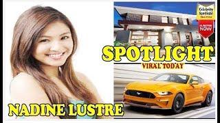 Nadine Lustre 2019 Detailed Lifestyle, NetWorth, BoyfrienD House, Car, Age, Bio