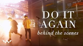 Behind the Scenes: Do It Again | 360 VR | Elevation Worship
