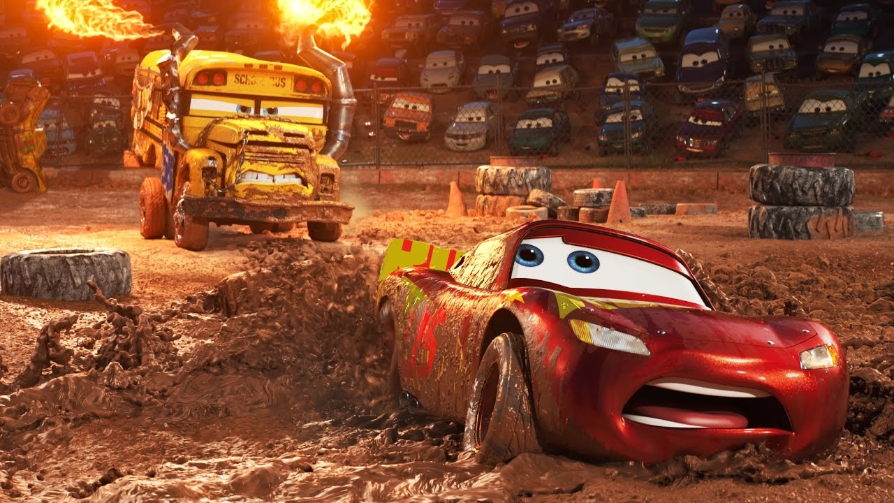 cars 3 all trailers 2017 pixar animation