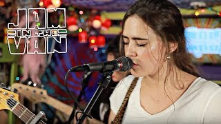 """HINDS - """"Easy"""" (Live in Austin, TX 2016) #JAMINTHEVAN"""