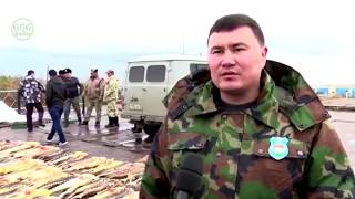 Рыбалка в Казахстане Астана  обзор № 49 нарезка видео рыбалка в Астане