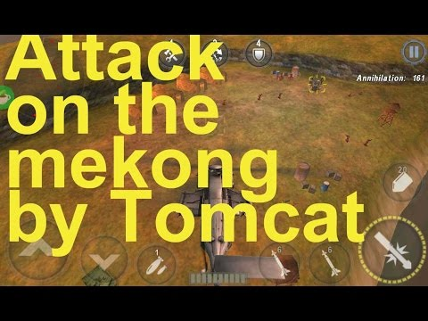 MISSON attack on the mekong