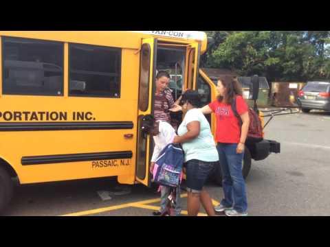Horizon Elementary School - First Day Of School
