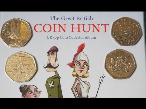 The Great British Coin Hunt!