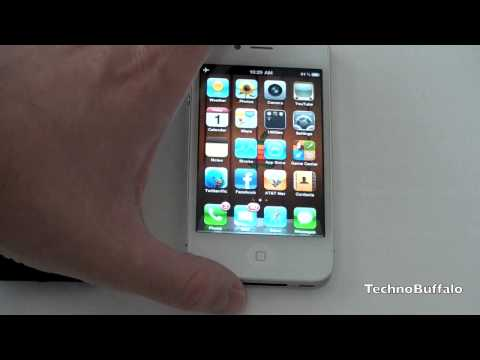 White iPhone 4 Unboxing!