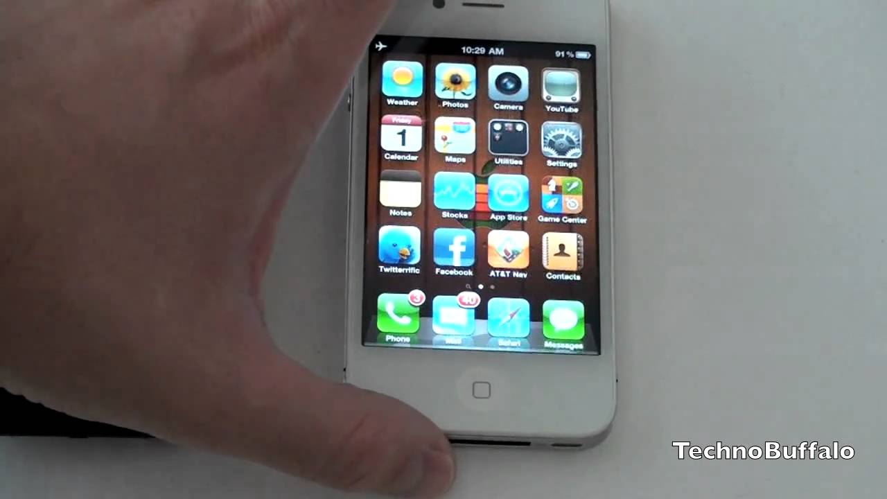 youtube for iphone 4 white iphone 4 unboxing 7204