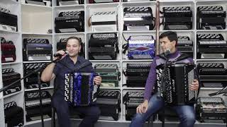 Самый популярный баянист интернета Вячеслав Абросимов в гостях у Владимира Бутусова.