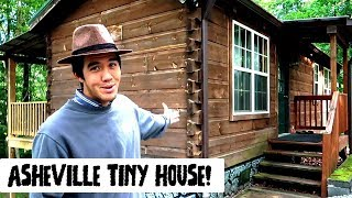 Tiny House Tour Asheville!
